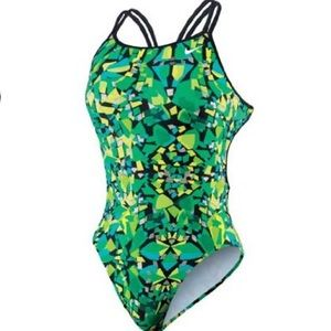 New Nike Spider Back Tank One Piece Size 34 / 8